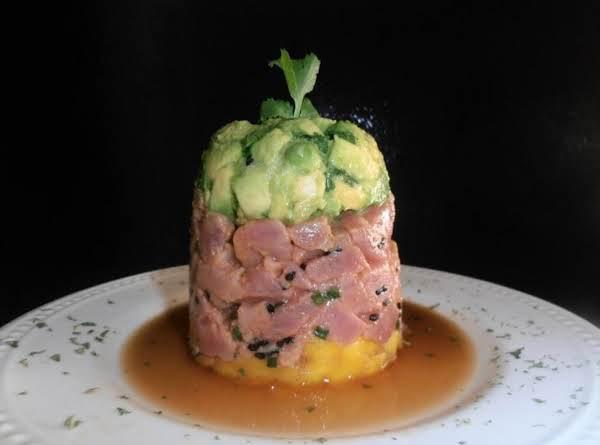 Spicy Asian Tuna Tartare