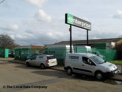 Enterprise Rent A Car On Ripple Road Car Van Hire In Creekmouth