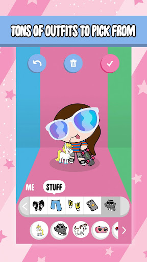 Powerpuff Yourself - Powerpuff Girls Avatar Maker 3.8.0 screenshots 3