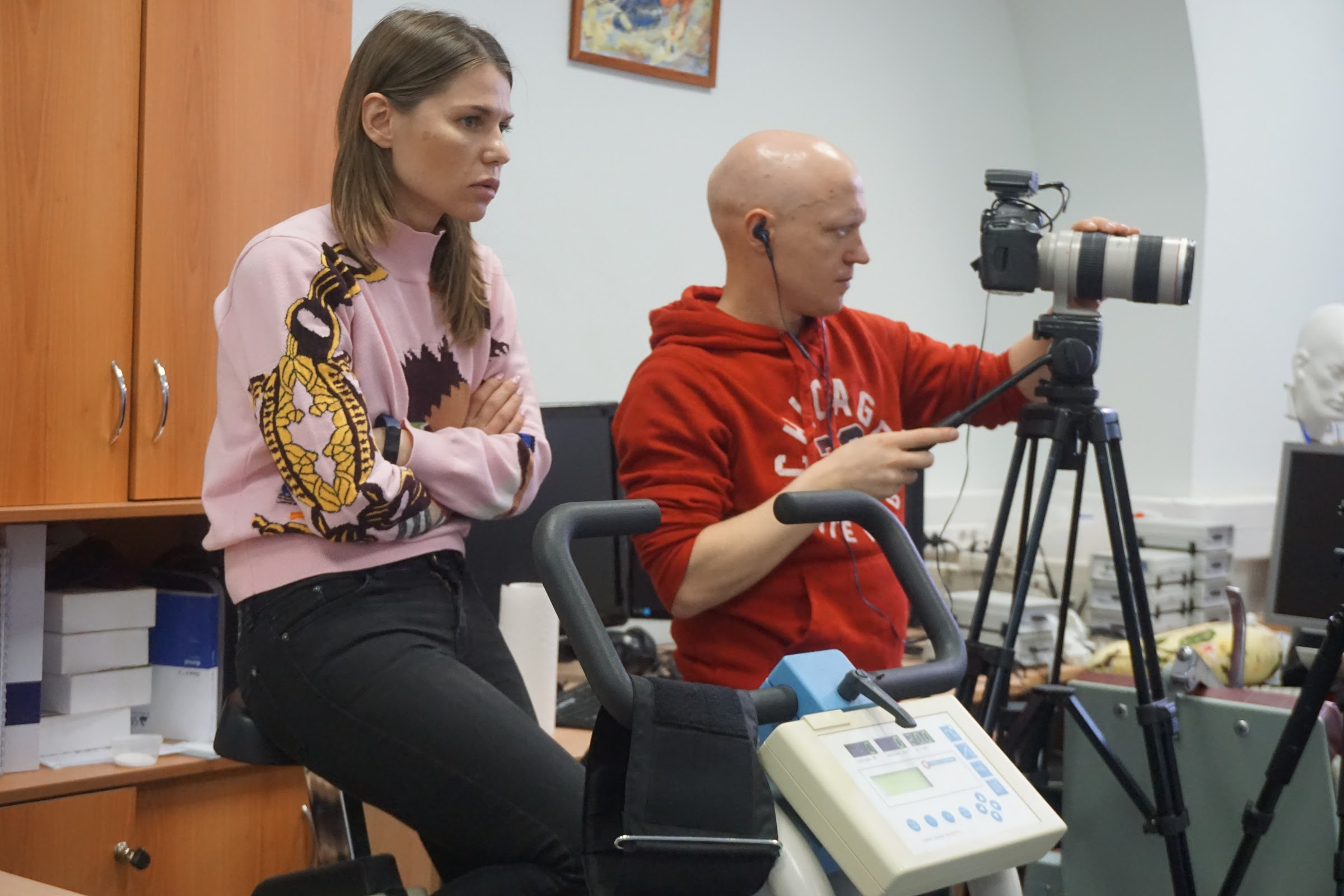 Дмитрий Чудинов на Психфаке МГУ