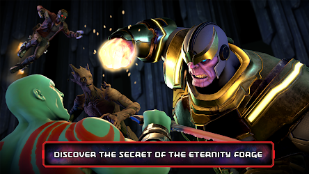 Guardians of the Galaxy TTG v1.02 APK 1