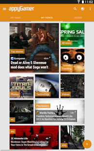 Appy Gamer – Games news - screenshot thumbnail