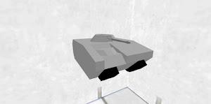 小さい戦車巉号機