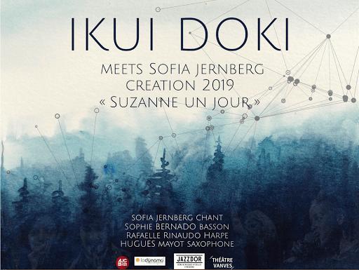 Suzanne un  jour creation 2019  IKUI DOKI