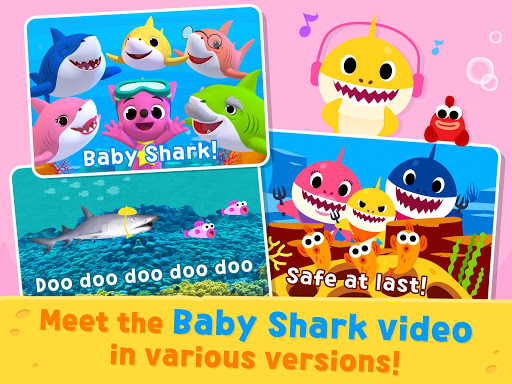 Screenshot for Pinkfong Baby Shark in Hong Kong Play Store