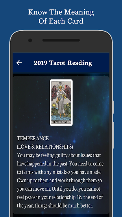 Tarot Card Future Readings - Free Fortune Teller – (Android