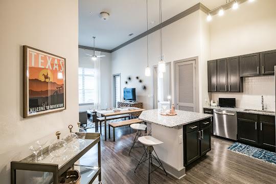 Bistre Floorplan 2 Bed 2 Bath Verus Apartments In Frisco Texas