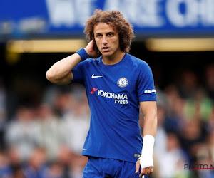 """Serieus haar in de boter tussen Conte en David Luiz: """"Ik weet niet of hij nog een toekomst heeft bij Chelsea"""""""