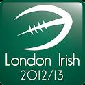 LIVE & Unlimited London Irish icon