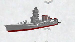 金剛型宇宙戦艦(自称)