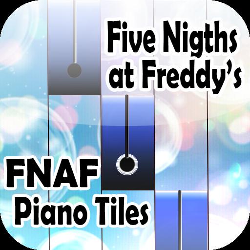 FnAF Freddy Piano Tiles