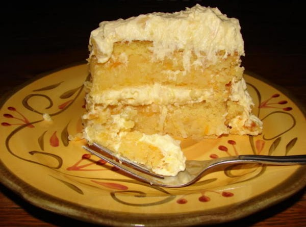 Finger Lickin' Good Cake (barbara Mandrell's Pig-lickin' Cake) Recipe