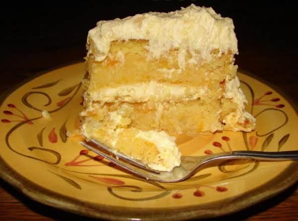 Finger Lickin' Good Cake (barbara Mandrell's Pig-lickin' Cake)