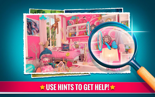 Hidden Objects – Kids Room