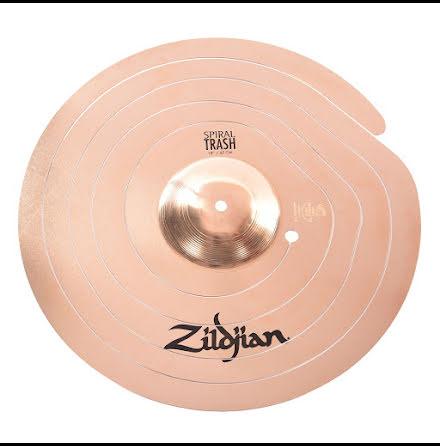 "18"" Zildjian - Spiral Trash"