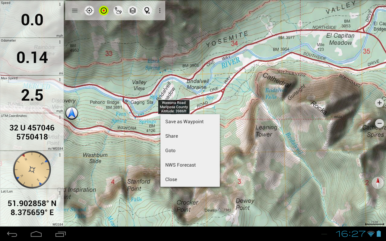 us topo maps pro 스크린샷. us topo maps pro  google play의 android 앱
