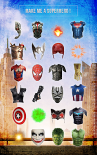 Superhero Photo Editor for PC-Windows 7,8,10 and Mac apk screenshot 5