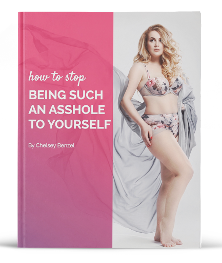Stop Being Such An Asshole To Yourself - Get The Free Ebook