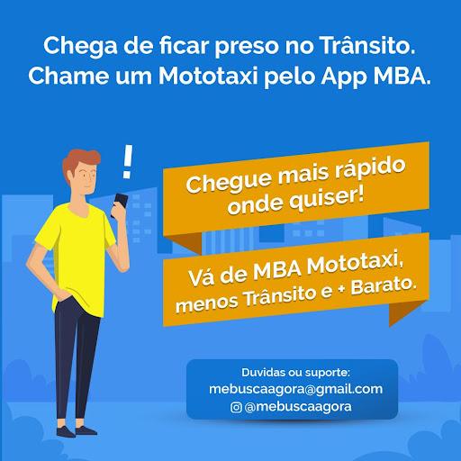 MBA Mototaxi para Passageiro screenshot 1
