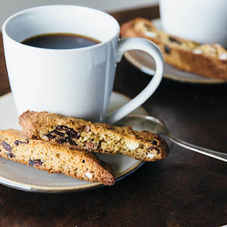 Cranberry Almond Biscotti (gluten-free, paleo)