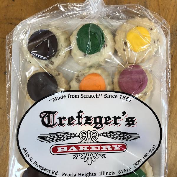 Photo from Trefzger's Bakery