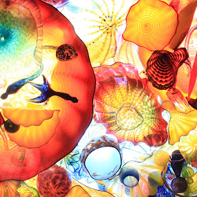 Chihuly by Julia Nicely - Artistic Objects Glass