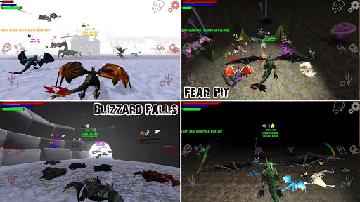 Dragons Online  3D Multiplayer 3.24 screenshots 14