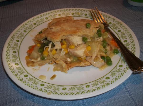 Hearty Chicken Pot Pie (sallye) Recipe