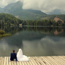 Wedding photographer Attila Busák (busk). Photo of 20.09.2018