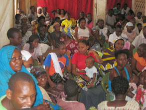 Photo: Initial Sensitization meeting with local businesses