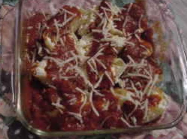 Quick And Easy Stuffed Shells Recipe