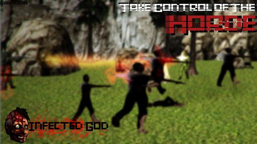 Infected God: Control a Horde screenshot 1