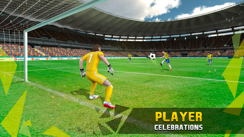 Soccer Star 2018 World Cup Legend: Road to Russia! Screenshot 1