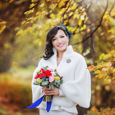 Wedding photographer Ekaterina Blokhina (Indrik). Photo of 01.12.2015