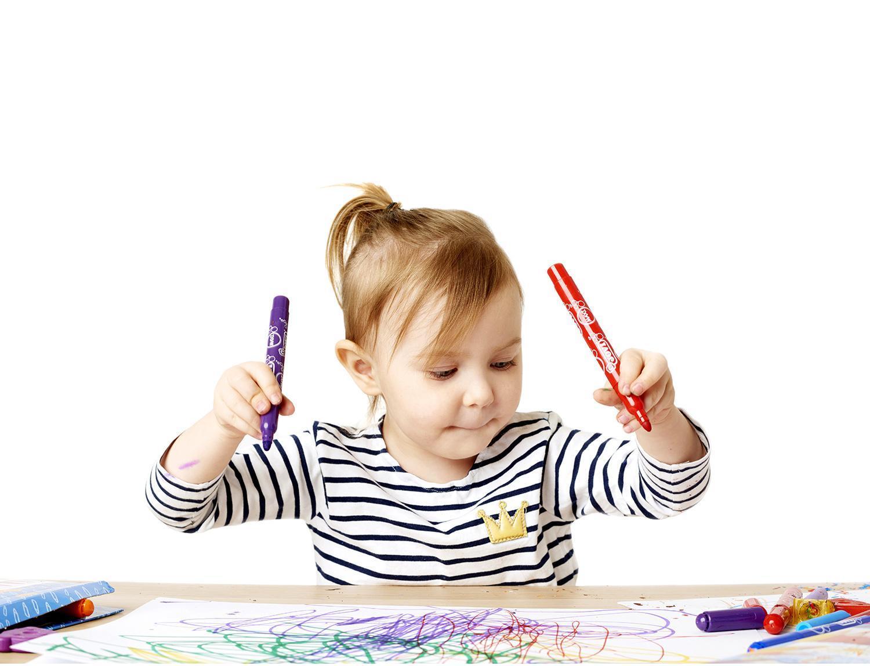 Как рисовать фломастерами