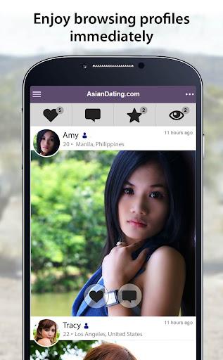 AsianDating - Asian Dating App 3.1.8.2613 Screenshots 2