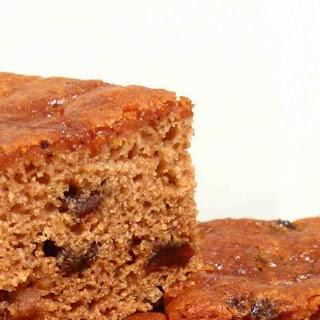 Nana's Raisin Cake.
