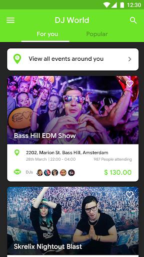 DJ World screenshot 2