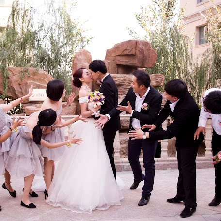 Wedding photographer Yabin Zhang (yabinZhang). Photo of 13.04.2016