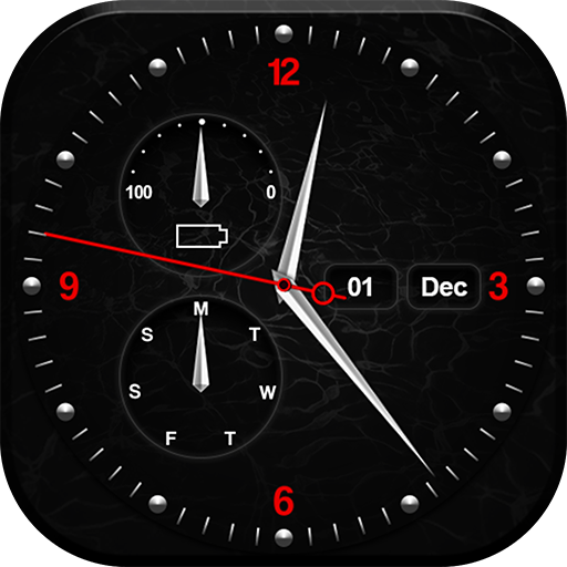 Cool Clock Live Wallpaper file APK for Gaming PC/PS3/PS4 Smart TV