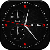 Cool Clock Live Wallpaper
