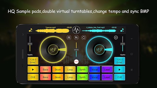 DJ Mixer Studio Pro:Remix Music 2 0 9 (Paid) APK for Android