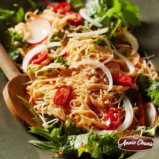Annie Chun's Spicy Rice Noodle Salad