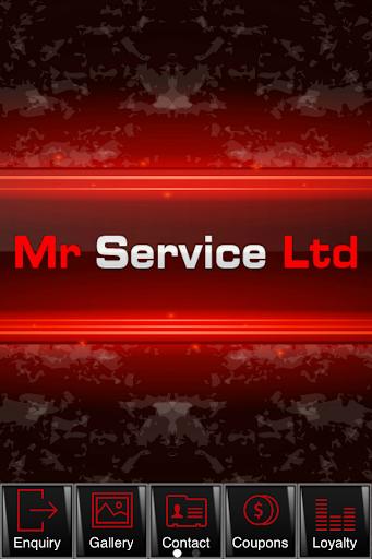 Mr Service App