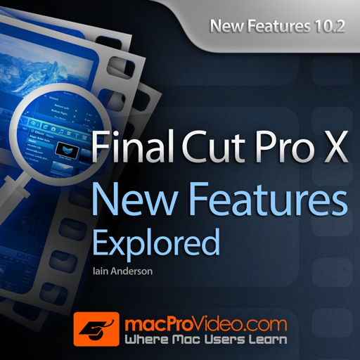 Course For FCPX 10.2 Features file APK Free for PC, smart TV Download