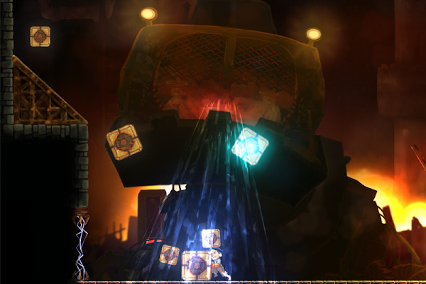 Teslagrad Screenshot Image
