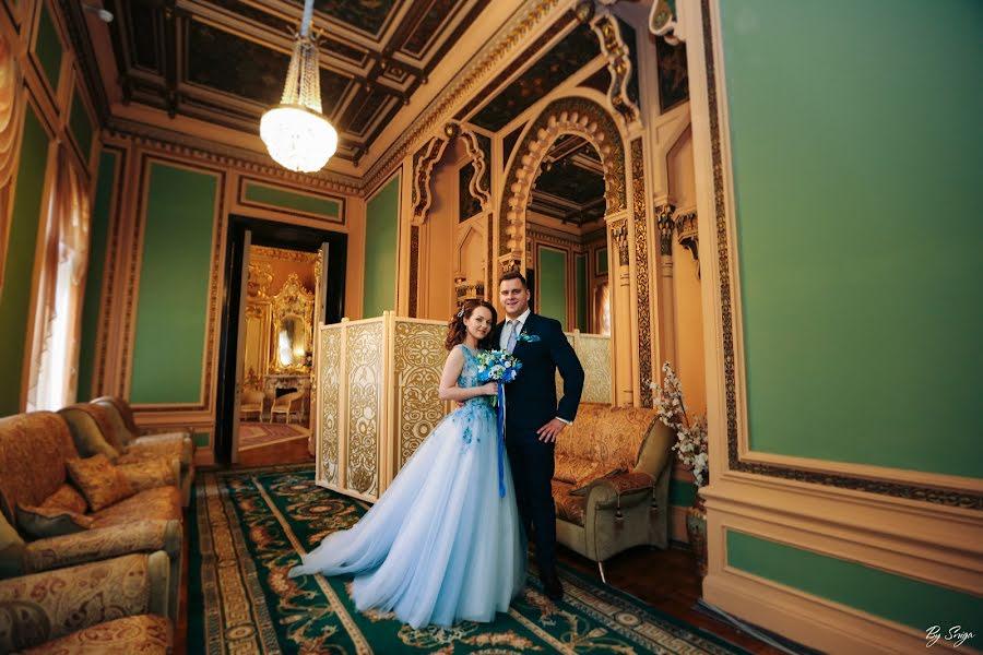 Wedding photographer Kseniya Snigireva (Sniga). Photo of 11.10.2017