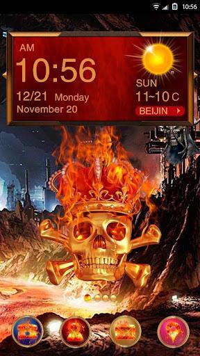 免費下載個人化APP|Skeletons Hola Launcher テーマ app開箱文|APP開箱王