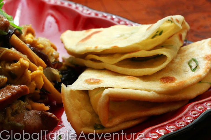 Chinese Pancakes with Green Onion Recipe | Yummly