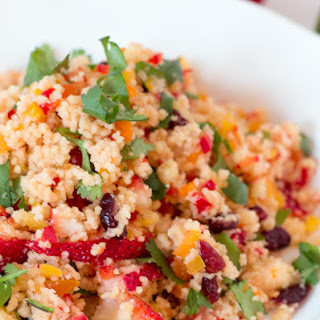 Mexican Summer Fresh Couscous